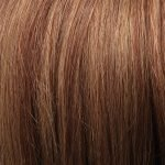 31-26 medium red brown & medium red gold blonde blend