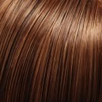4-27-30 dark brown, light red golden blonde & red golden blend