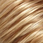 14/26 medium natural ash blonde & medium red golden blonde blend